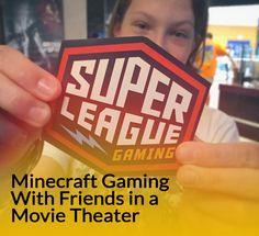ParkerGames Interview at Super League Gaming in Denver #Minecraft