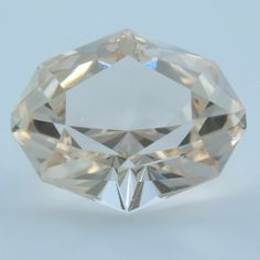 champagne colored topaz from himalayas by gulay atıcı ertan