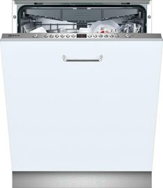 Fully integrated 60 cm dishwasher, TallTUB S525T80D0A