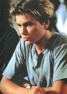 """""""I think of the roles I've played lately, the one in Running on Empty shows the direction I want to head in--on the leading edge out of teenage years."""" --River Phoenix"""
