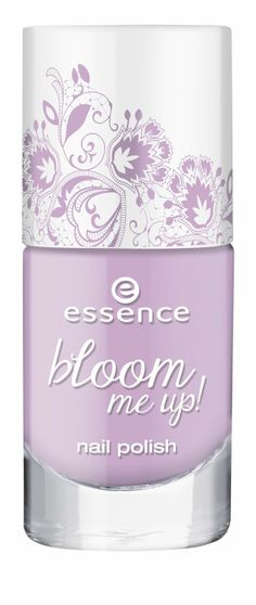 """PRESS RELEASE essence trend edition """"bloom me up"""" Beautiful in bloom: the new essence trend edition """"bloom me up! Essence Cosmetics, Glossy Lips, Press Release, You Nailed It, Nail Polish, Bloom, Nail Art, The Incredibles, Lettering"""