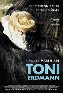 New Zealand International Film Festival 2016 #nziff #femalevoices #womeninfilm Toni Erdmann.