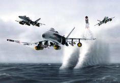 F-18 Hornet http://www.thegift.ro/images/Puzzle_3D_F18_Hornet_01.jpg