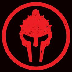 Gladiator - RED Distressed