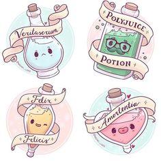 Ideas Wallpaper Harry Potter Desenho For 2019 Harry Potter Fan Art, Harry Potter Anime, Estilo Harry Potter, Images Harry Potter, Mundo Harry Potter, Cute Harry Potter, Harry Potter Drawings, Harry Potter Memes, Harry Potter World