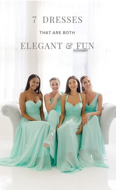 Gorgeous gowns. Pretty prices. Sign up and shop with your 'maids on Weddington Way!