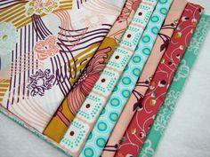 Canton Village Quilt Works Summerlove fabrics giveaway!