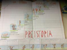 LA STORIA DELL'UOMO – Maestra Mihaela Sistema Solar, Teaching History, Bullet Journal, Teacher, Classroom, Education, Learning, School, 3