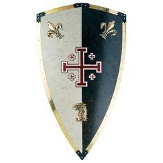 <b>Knights</b> of Jerusalem Shield