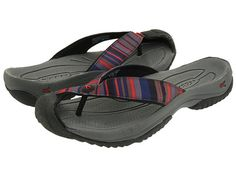 Keen Waimea H2--I have these and I LOVE them. A flip-flop with big toe protection!