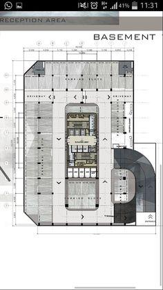 Floor plan render