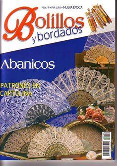 Bolillos y Bordados nº 9 - M. Jesús Fernández - Álbumes web de Picasa