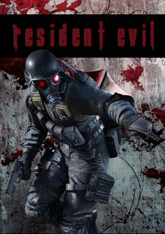 HUNK (Resident Evil) by igorbiohazard on deviantART