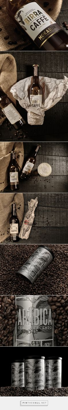 Mokador Arabica Coffee - Packaging of the World - Creative Package Design Gallery - http://www.packagingoftheworld.com/2016/10/mokador-arabica-coffee.html - created via https://pinthemall.net