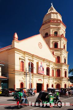 Lingayen Cathedral... My father's province.
