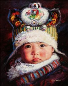 Barry Yang - Chinese painter