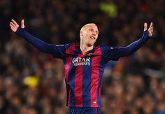 Barcelona pierde a Mathieu por lesión entre 6 y 8 semanas
