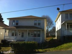 106 COLLEGE AVE W, FROSTBURG, MD 21532 - Great Deal on a Double House Fully Rented Bank Foreclosure