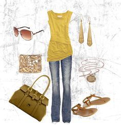 """""""High Summer"""" by jax522 on Polyvore"""