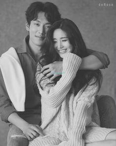 korean prewedding derose new sample Korean Photoshoot, Couple Photoshoot Poses, Couple Photography Poses, Couple Shoot, Photography Guide, Pre Wedding Shoot Ideas, Pre Wedding Poses, Pre Wedding Photoshoot, Korean Wedding Photography