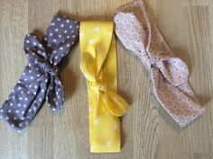 ideas diy baby stuff to sell sewing kids Sewing Projects For Kids, Sewing For Kids, Baby Sewing, Fabric Sewing, Dress Sewing, Headband Bebe, Baby Headbands, Couture Bb, Couture Sewing