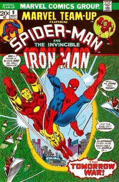 Marvel Team-Up #9 - The Tomorrow War!