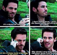 Hook. Once Upon A Time season 4 funny