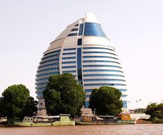 Burj Al Fateh Hotel - Khartoum, Sudan - World full of Art