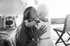 Mommy moments, the best thing any woman can experience in her life.