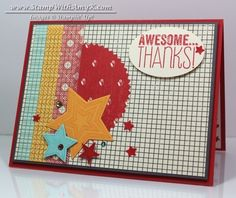 Be the Star Awesome Card