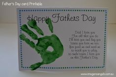 Father's Day Kid Crafts