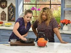 Marcela shares her tips for how to clean and store cast iron cookware.