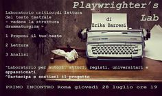 Playwrighter's Lab