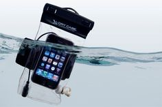 Invest in a waterproof case. | 19 Smart Tips To Protect Your Phone All Summer Long