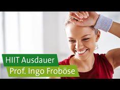 HIIT - High Intensity Interval Training mit Prof. Ingo Froböse und Vanessa Blumenthal: Ausdauer. In diesem Echtzeit-Workout müsst ihr in wenigen Minuten alle...