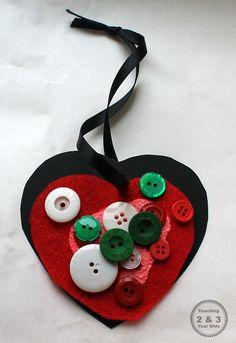 Easy Kids Valentines Craft