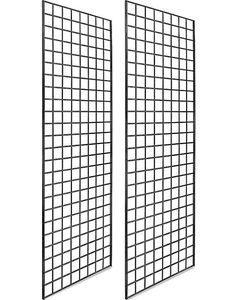 wire wall grid