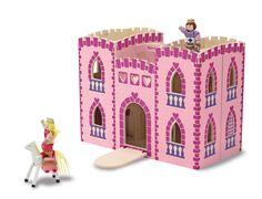 Castillo de madera de princesa. 51.40 €. http://www.babycaprichos.com/castillo-de-madera-de-princesa.html