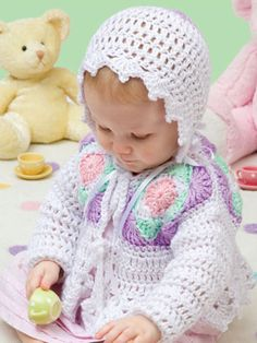 Craftdrawer Crafts: Free Crochet Pattern of the Day Crochet a Baby ...