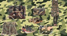 Camouflage mania   cottoncandystyle.com   Bloglovin'
