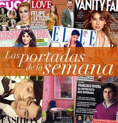 Las #portadas de la semana. #revistas Art Pop, Movies, Movie Posters, Reign Bash, Magazine Covers, News, Pop Art, Films, Film Poster