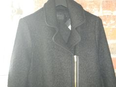 Colour Black, Dublin, March, Athletic, Wool, City, Jackets, Fashion, Down Jackets