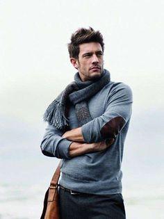Come si indossa una sciarpa maschile (Foto 12/41) | QNM