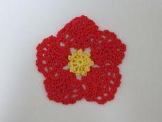 Ravelry: Japanese apricot doily pattern by Chinami Horiba