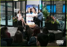 bailee madison build series cowgirls story nyc 11