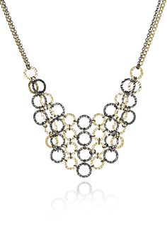 BC Jewelry - Monaco Circle Necklace #BeautiControl