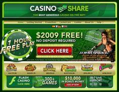 Casino share online hwtobeatthe slotmachines