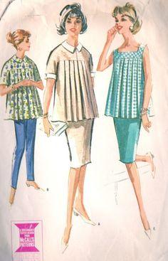 vintage maternity pattern