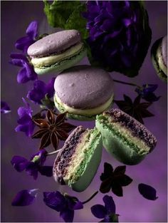 Delicious and beautiful via http://mycastleinspain.blogspot.com
