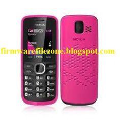 Nokia 110 (RM-827) Software version: 03.33